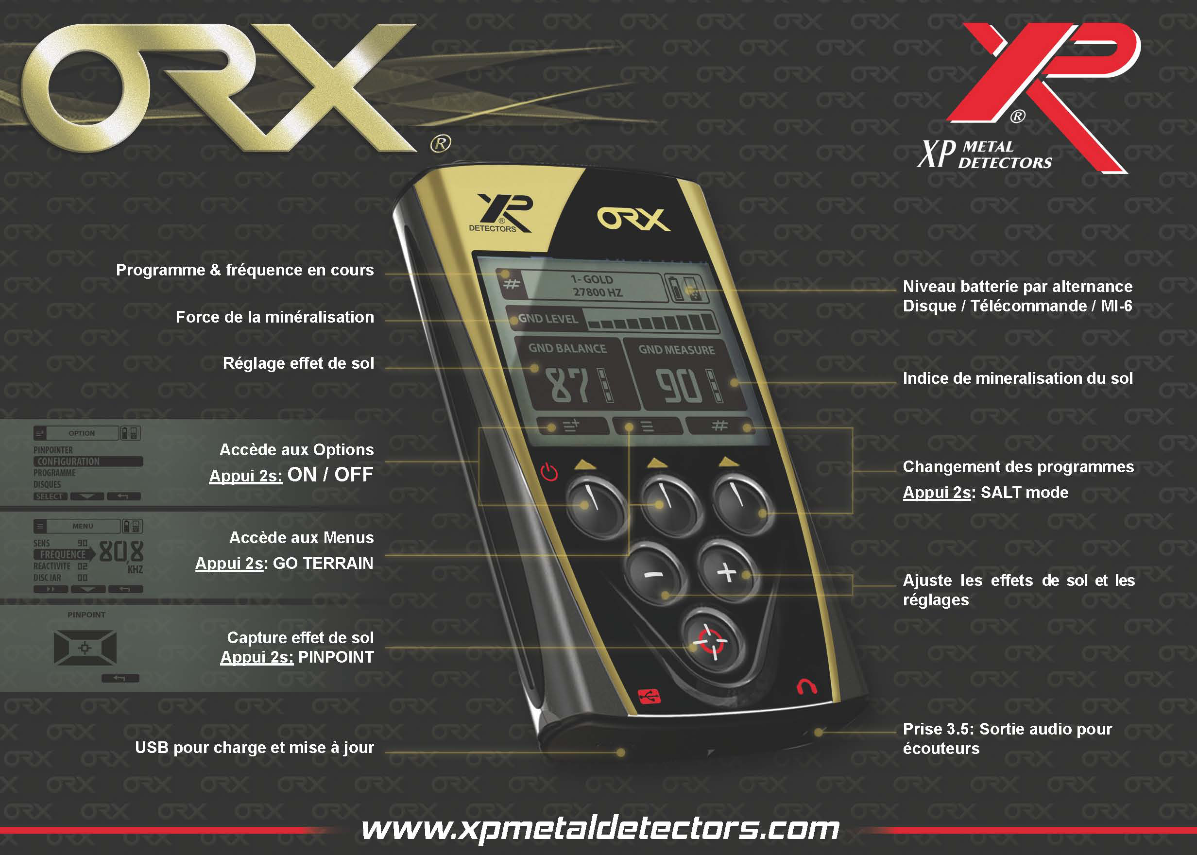 ORX FONCTIONS