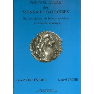 Nouvel Atlas des Monnaies Gauloises III