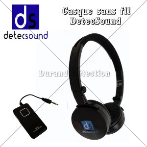 Casque sans fil DetecSound