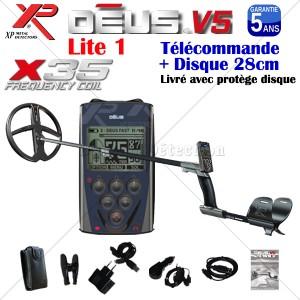 DEUS RC V5 Disque 28 cm X35