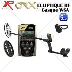 ORX Elliptique HF + WSA